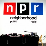 FIrst Neighborhood Public Radio Studio