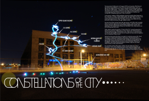 """Constellations of the City""(2014)"